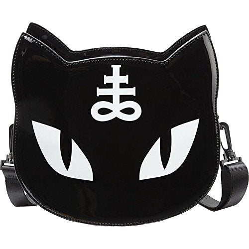 Mini Crossbody Wind Cat Messenger Gothic Shoulder Bag