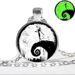Jack Glowing Pendant Necklace