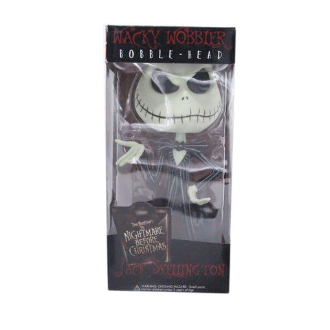 Jack Skellington Wacky Wobbler Bobble Head Doll