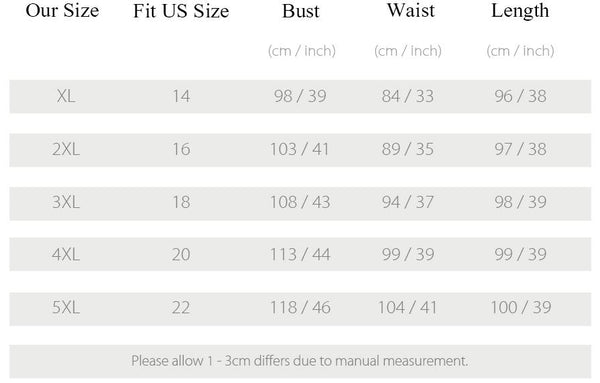 Plus Size Knee Length Body Con Dress