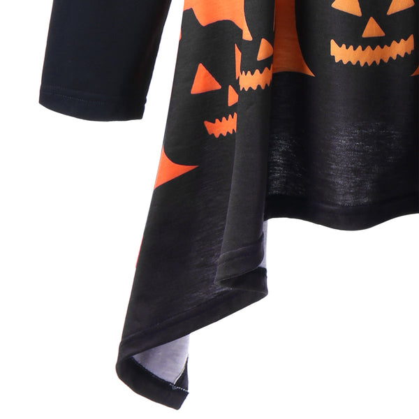 Halloween Two Tone Shirt