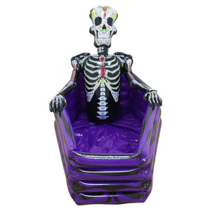 Halloween Inflatable Simulation Coffin Drink Cooler