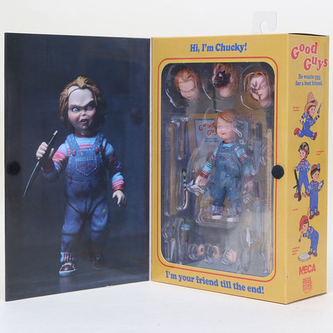 Child's Play Chucky Toy