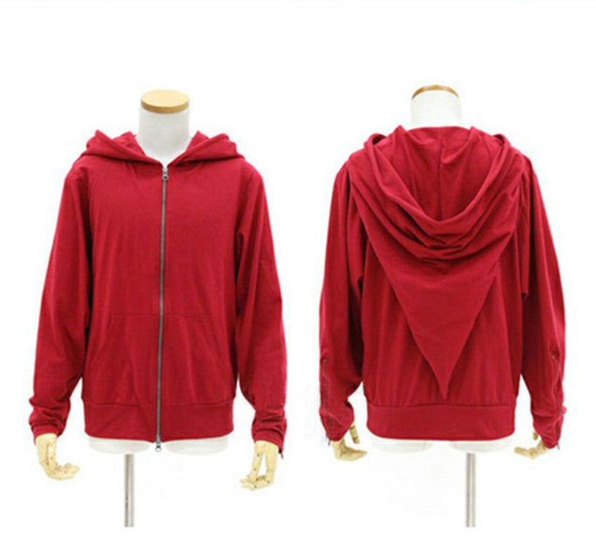 Magic Witch Wizard Hoodie Zipper Sweatshirt