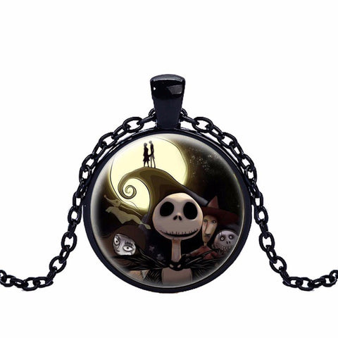 Nightmare On The Moon Pendant Necklace