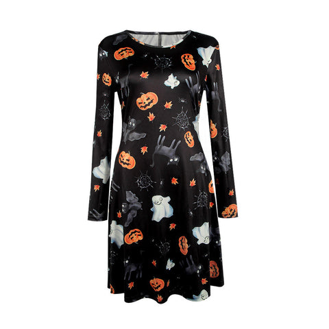 Halloween Themed Party Dress
