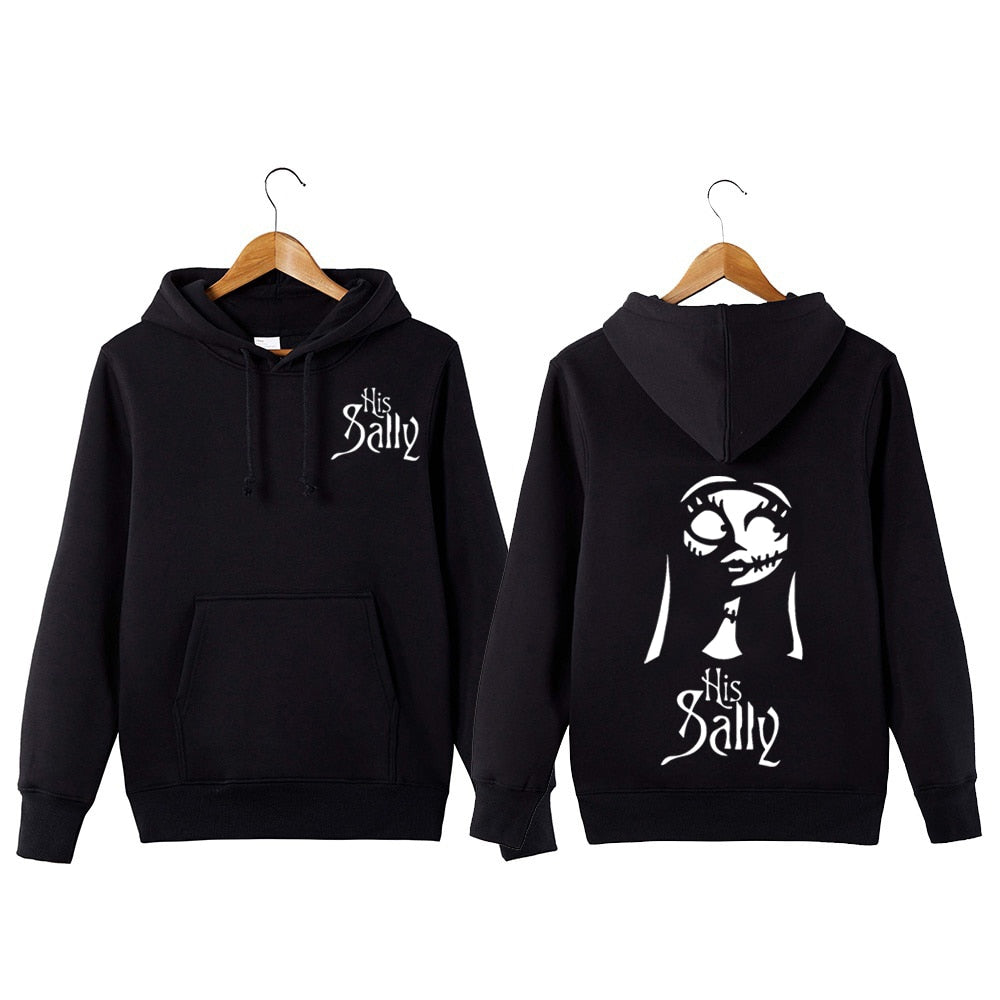 Nightmare Before Christmas Couple Hoodie Sweatshirts