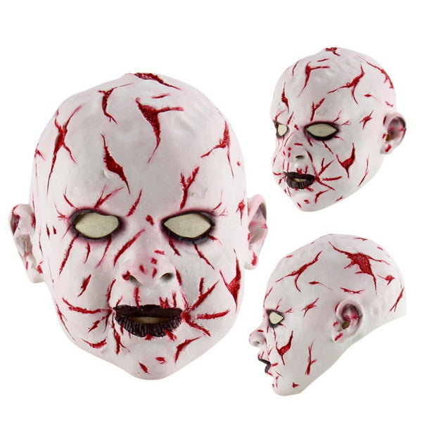 Creepy Halloween Masks