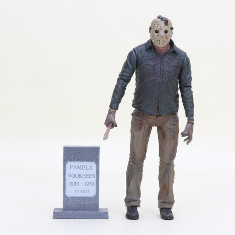 Jason Voorhees Friday the 13th Horror Collectible