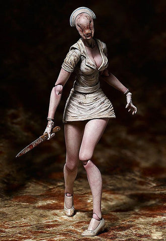 Horror Game Movie Silent Hill 2 Action Figure Collectible
