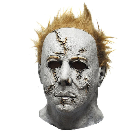 Scary Halloween Horror Movie Michael Myers Mask
