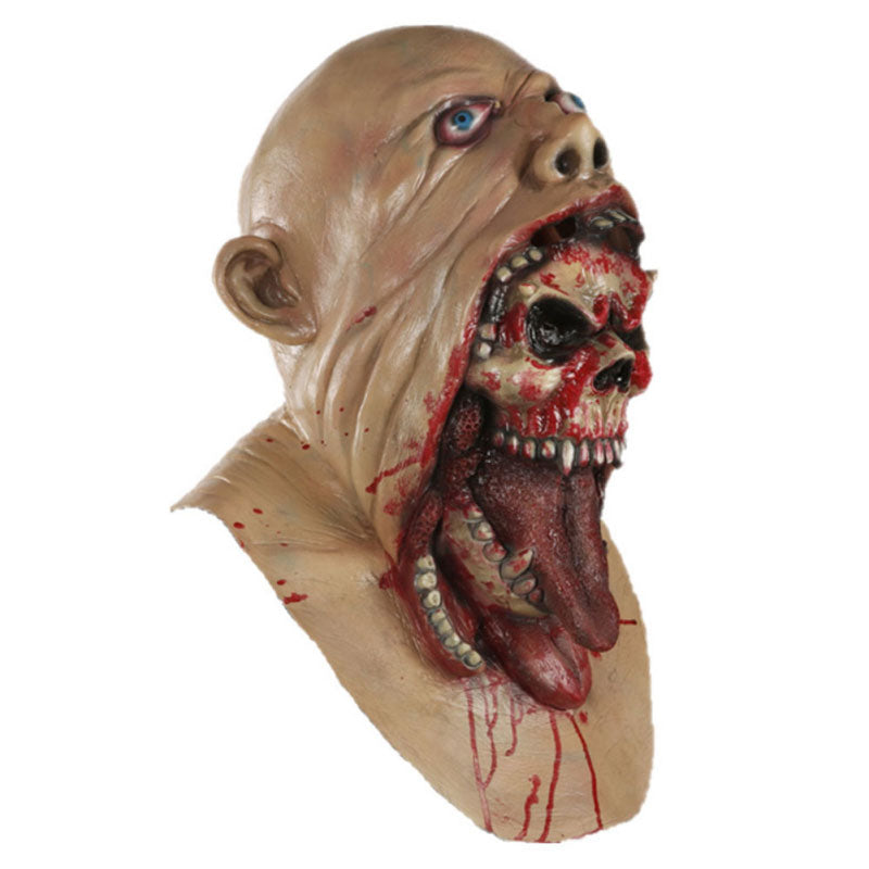 Splitting Headache Latex Mask