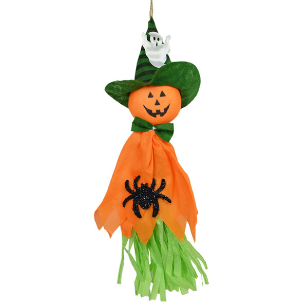 Halloween Fabric 36cm Hanging Doll Decorations