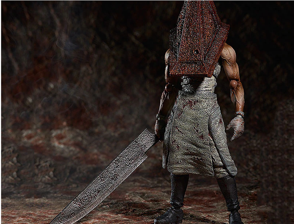 Silent Hill 2 Pyramid Head Action Figure