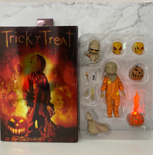 Trick 'r Treat Sam Horror Rare Collectible