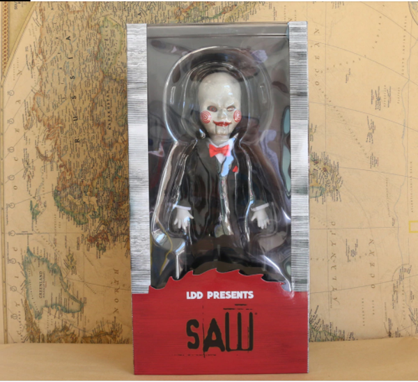 Living Dead Dolls Classic Horror Saw Billy Action Figure