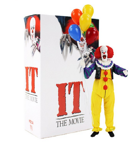 Stephen King's It Pennywise Horror Action Figure
