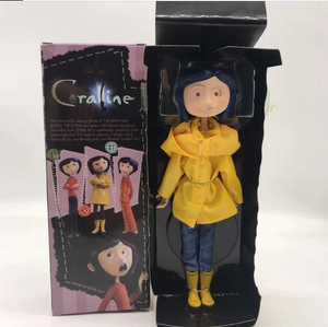 7 Inches Rare Coraline The Secret Toy Doll w/Box