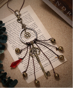 Witches Bells Keychain