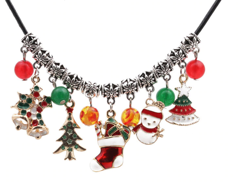 Christmas Time Necklace