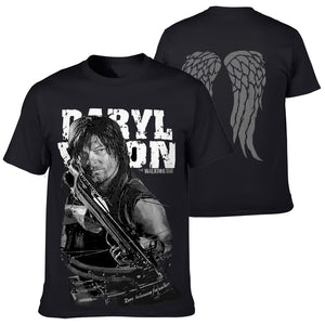 The Walking Dead Daryl Dixon Wings T Shirt