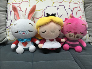 1 Each Alice In Wonderland Stuffed & Plush Rabbit Doll Cat Toy