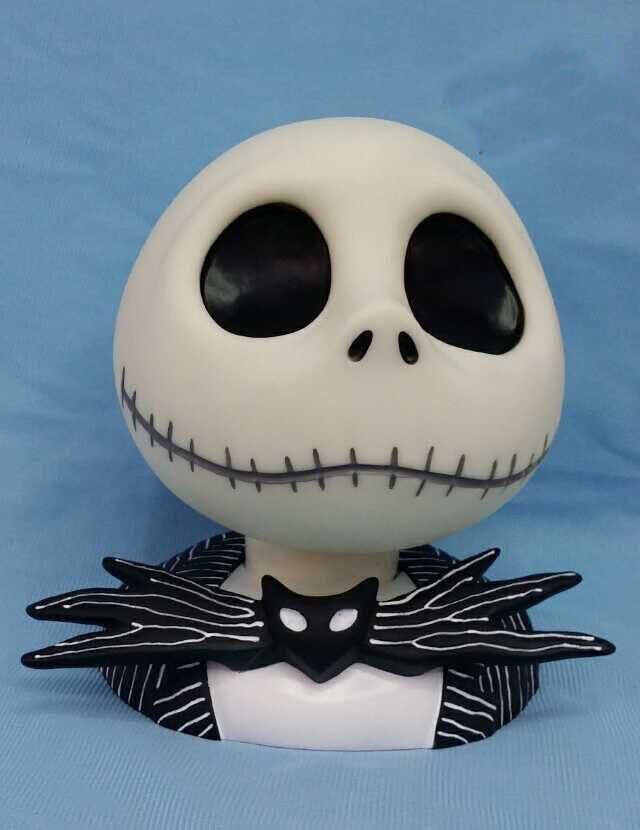 The Nightmare Before Christmas Jack Piggy Bank