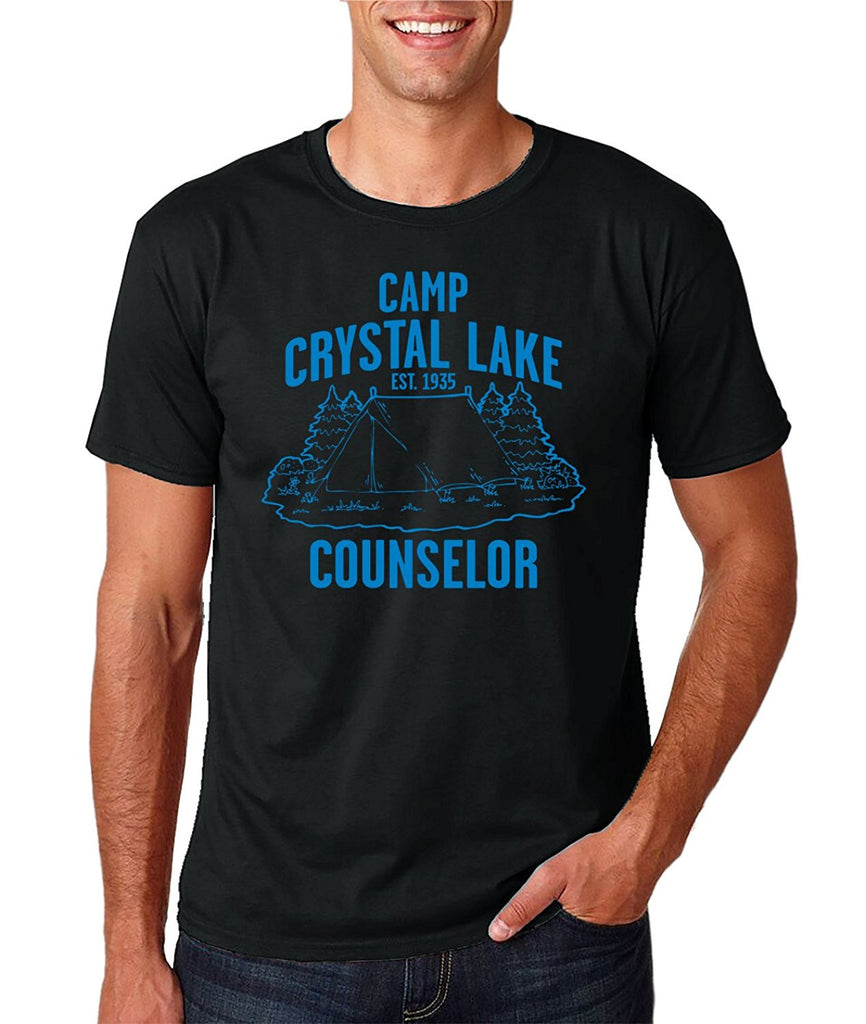 Camp Crystal Lake Counselor T Shirt