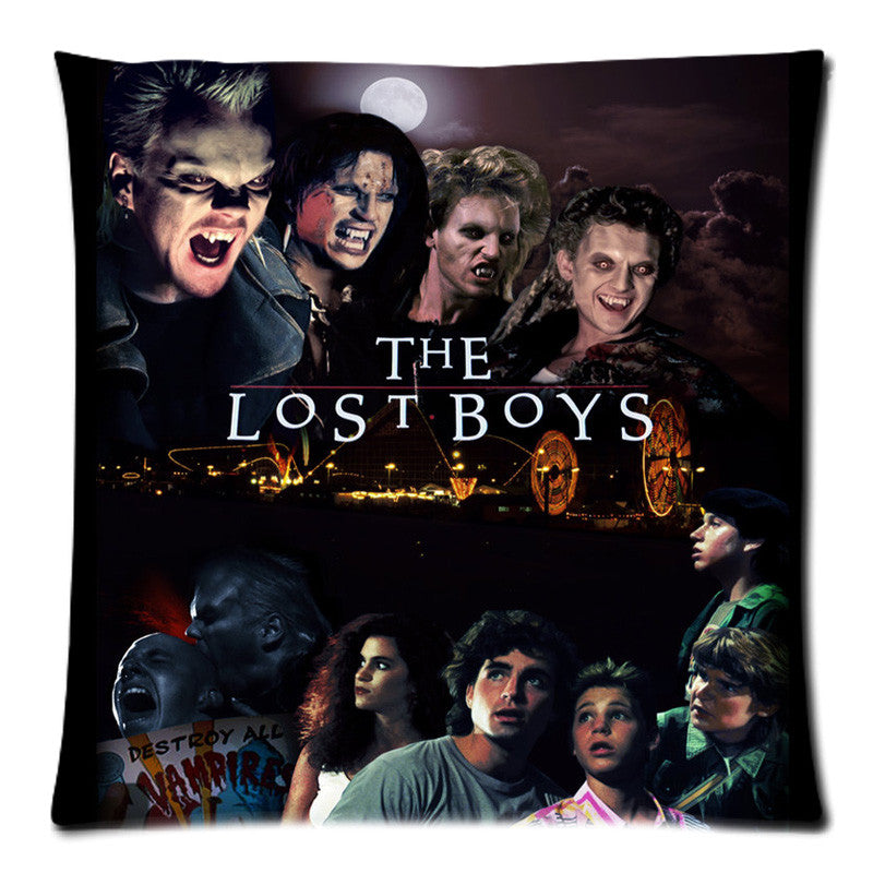 The Lost Boys Polyester Pillowcase Cover