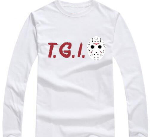 Saw Printed Long Sleeve Shirt