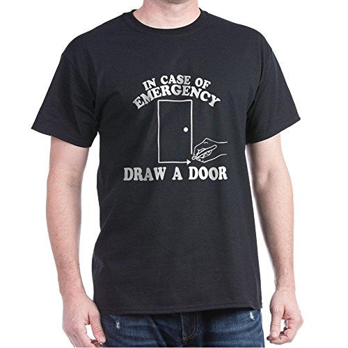 Draw A Door Beetlejuice T-Shirt