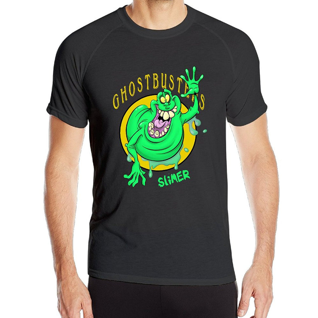 Ghost Buster Slimer Short Sleeve Shirt