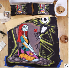 Nightmare Before Christmas 4pc Bedding Set