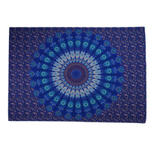 Bohemia Geometric Meditation Fashion Shawl