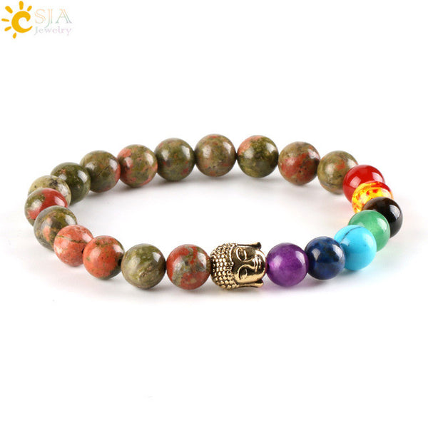 Chakra Meditation Loose Bead Yoga Jewelry Variety