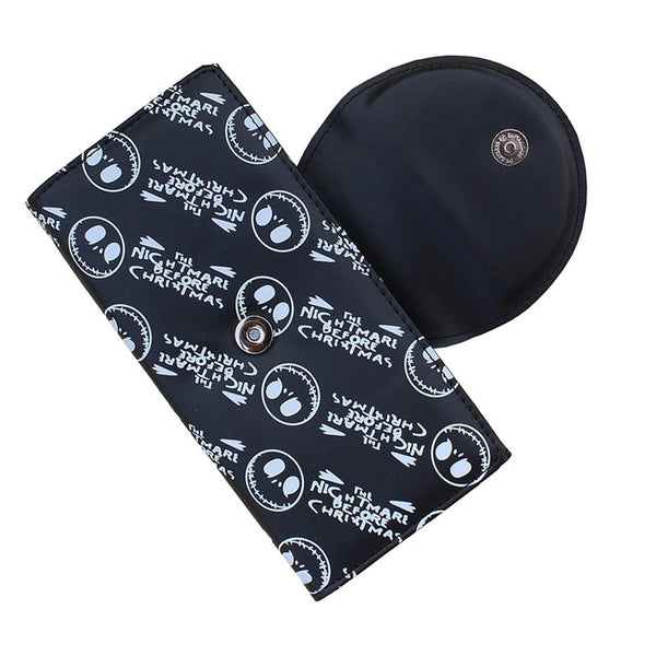 Nightmare Before Christmas Jack Skellington Wallet