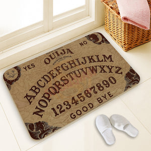 Ouija Board Door Mat Rug