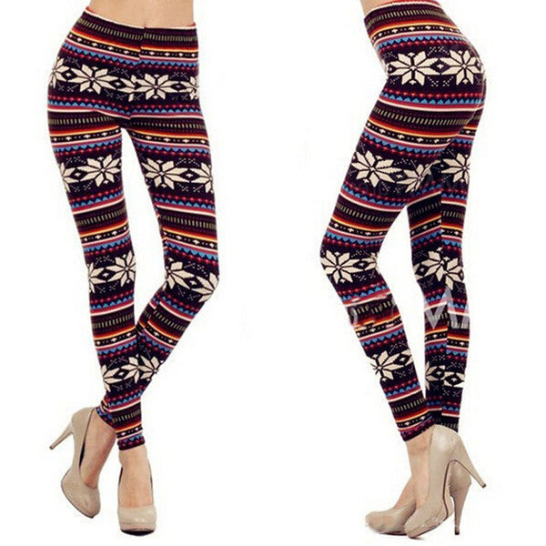 One Size Design Leggings