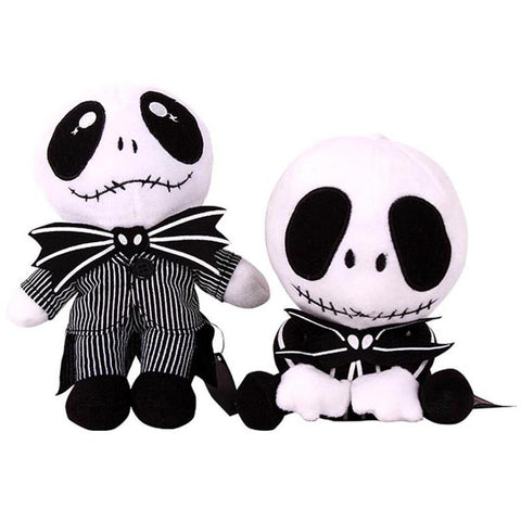 The Nightmare Before Christmas Jack Skellington Plush Doll Toy