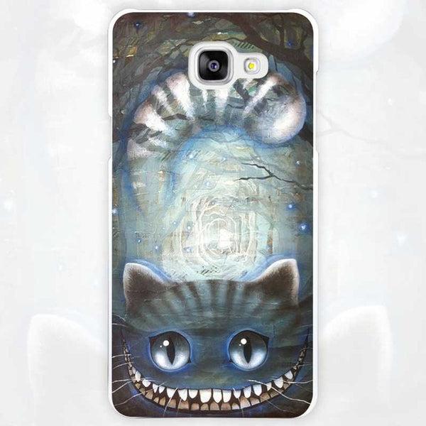 Alice in Wonderland Cheshire Cat Hard Phone Case