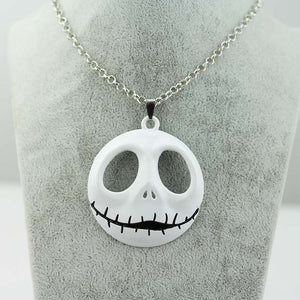 Nightmare Before Christmas Jack Necklace