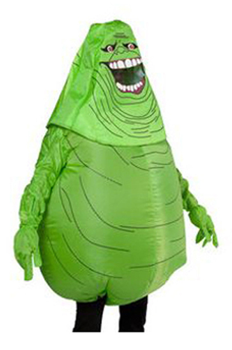 Ghostbusters Inflatable Halloween Slimer Costume