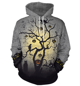 The Creepy Halloween Hoodie