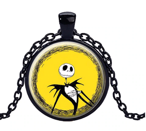 Nightmare Jack  Pendant Necklace
