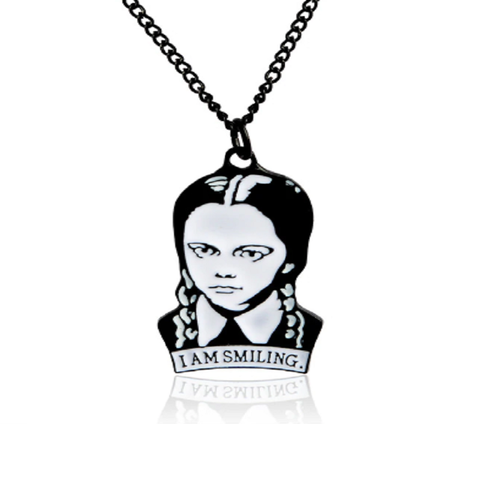 I Am Smiling Necklace