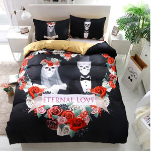 Eternal Love Duvet Bedding Set