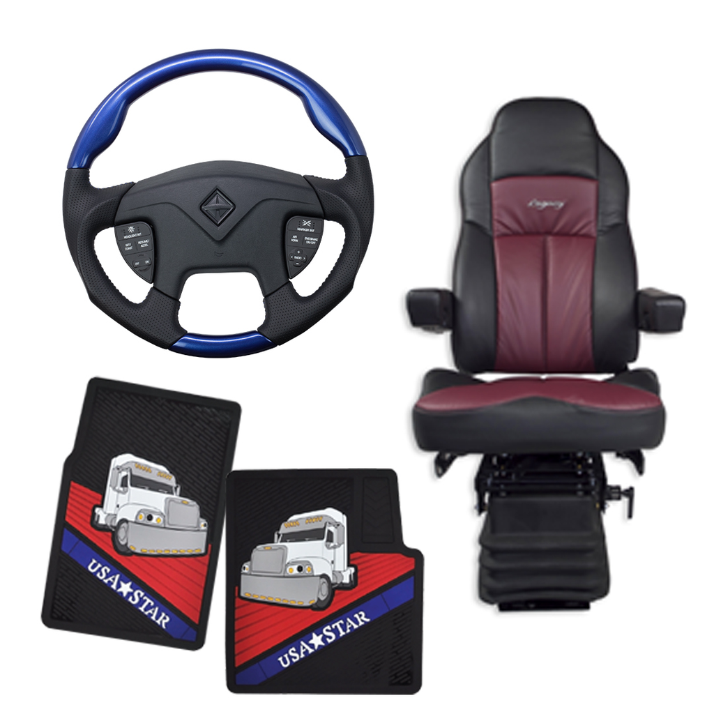 Interior Parts and Accessories