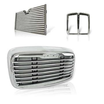Grilles, Grille Surrounds, and Bug Screens