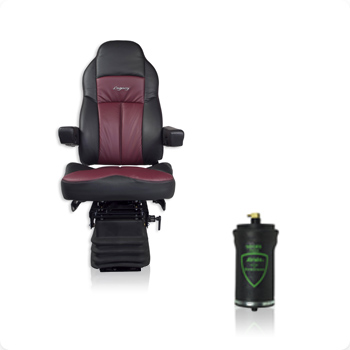Seats, Seat Covers, and Suspension Adapters