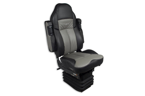 Seat Legacy, Gold, Gray/Black Ultraleather